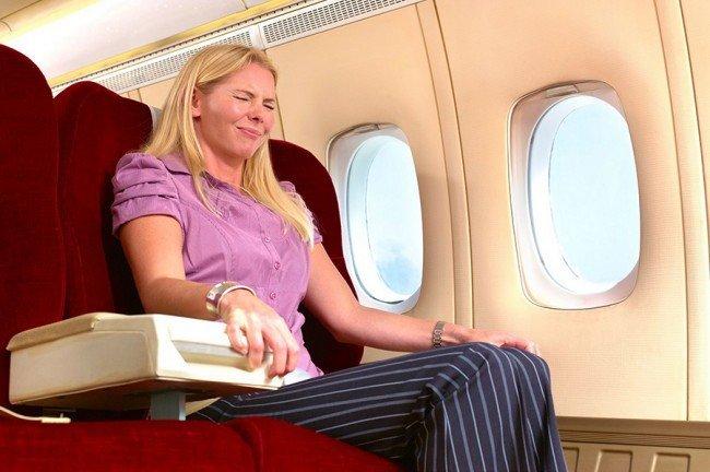 страх перед полётом - аэрофобия