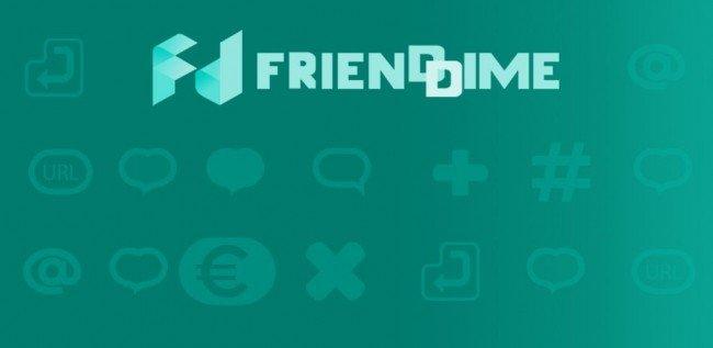 новая соц. сеть frienddime.com