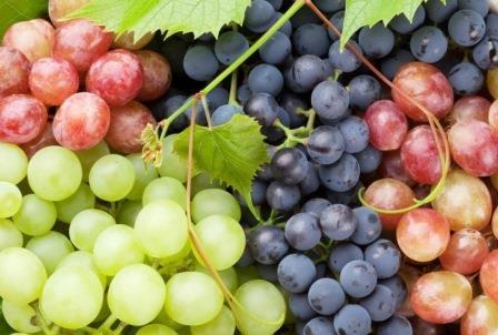прилагательное+существительное про фрукты
