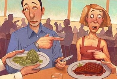 Люди которые не едят рыбу, как называются?
