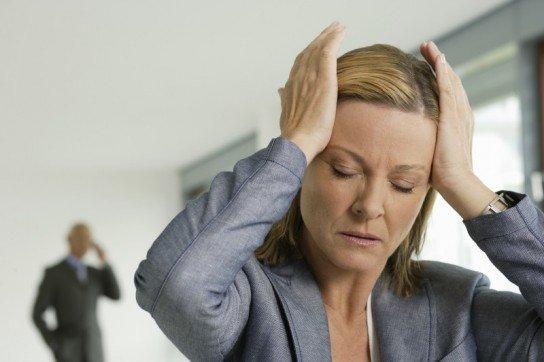 Стресс и нервы