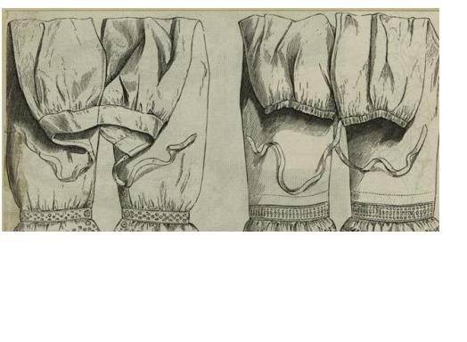 Панталоны.