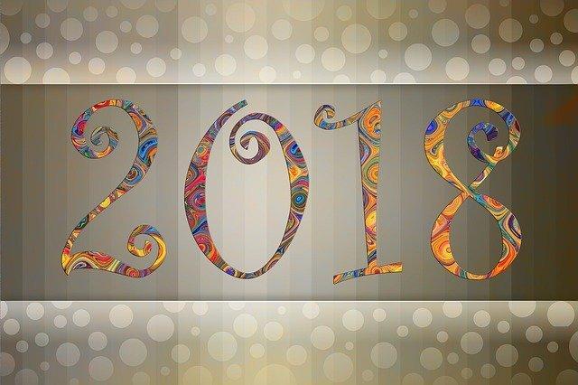 новый 2018 год