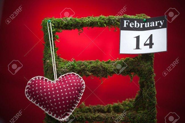 14 февраля.