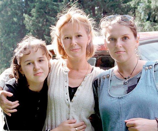 Личная жизнь актрисы Симоновой?