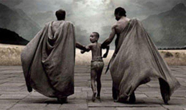 Спартанское воспитание мальчиков