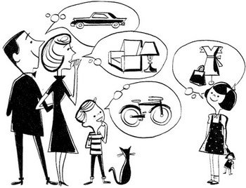 Что нужно учитывать при распределении семейного бюджета чтобы его хватило?