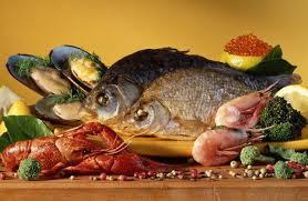 морепродукты богаты йодом