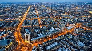 Новосибирск - третий город в России по населению