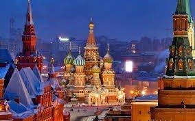 Москва - самый густонаселенный город России