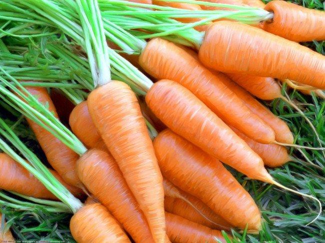 Как употреблять морковь при похудении?