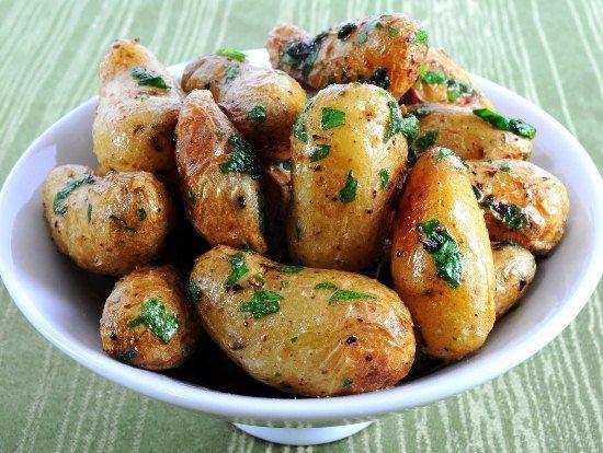 Картофель в шкурке