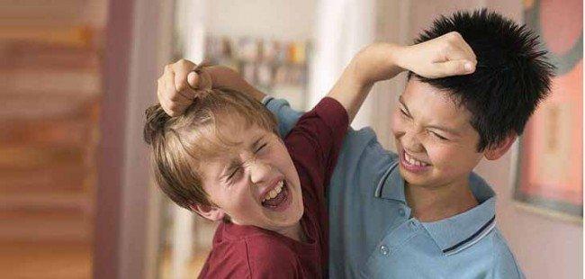 драки в школе