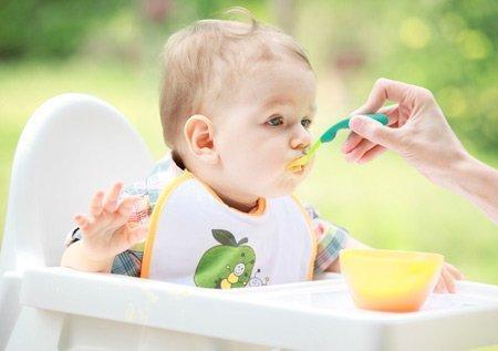 Питание малыша после года: основные блюда