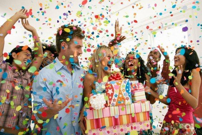 День рождения на работе