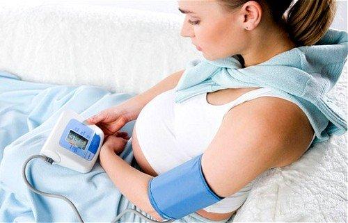 Средства снижения давления для беременных