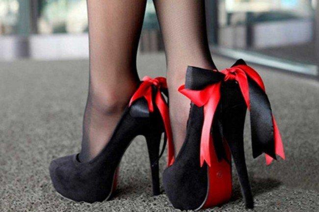 Почему вредно ходить на каблуках?