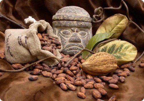 Шоколад: история возникновения