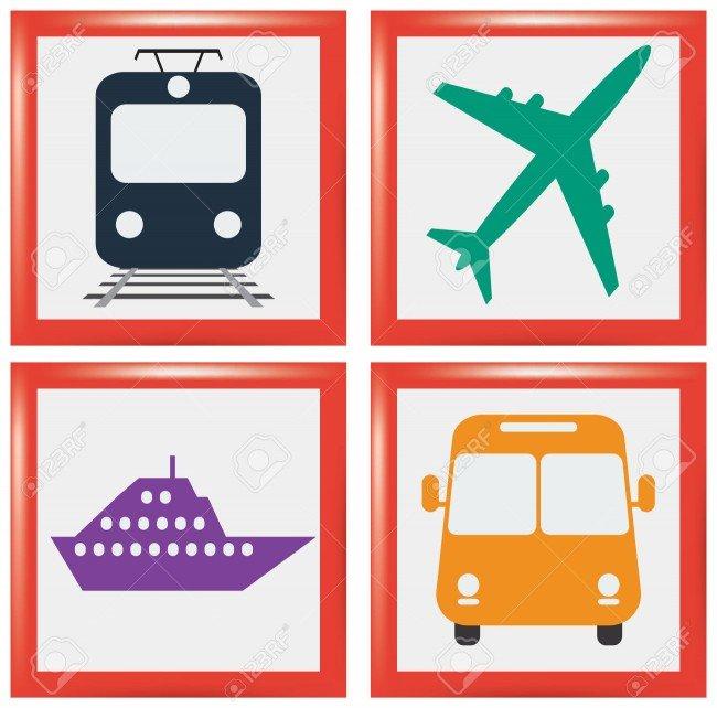 Выбор транспорта для путешествия