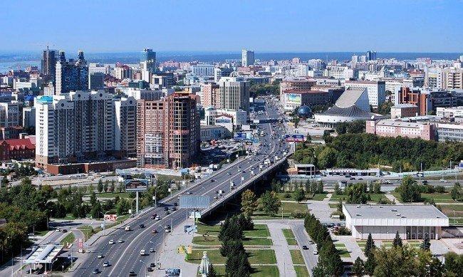 Новосибирск граничит с Китаем, что повышает популярность города для жителей