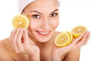 лимонная вода в косметологии