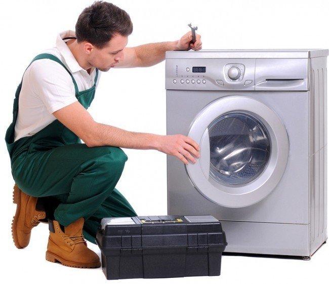 Стиральная машинка не стирает: причины