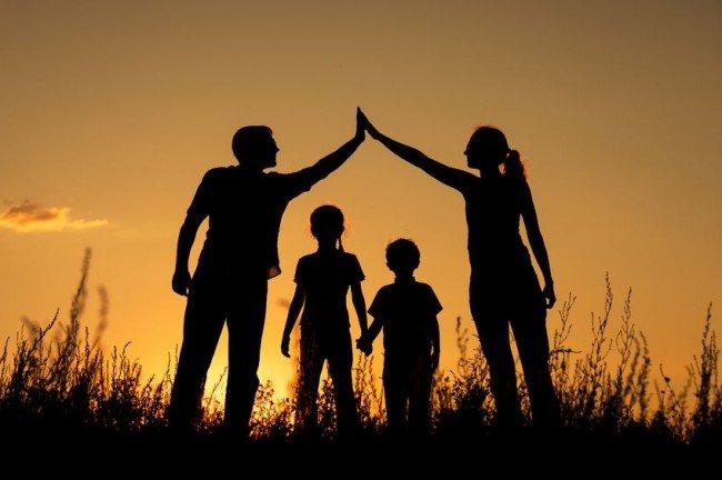 Семья, крепкая семья