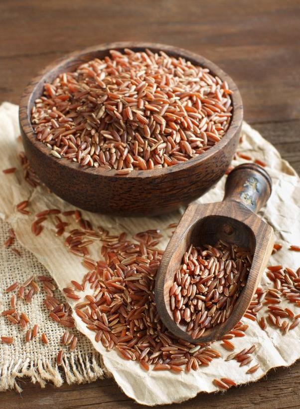 красный рис