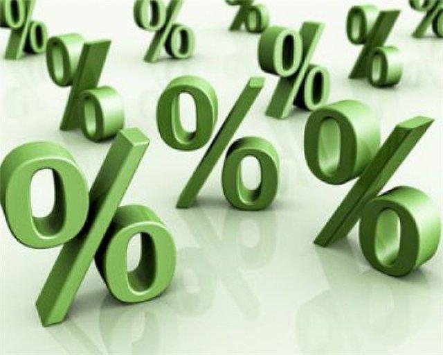 пробуем вычислить темы роста в процентах