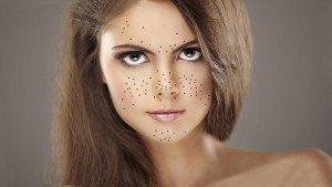 Как правильно убрать черные точки на носу?