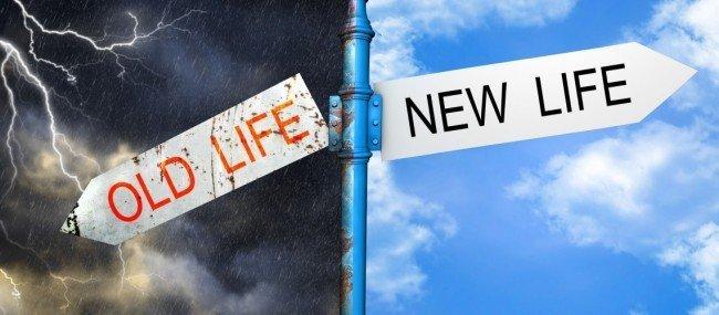 старая и новая жизнь