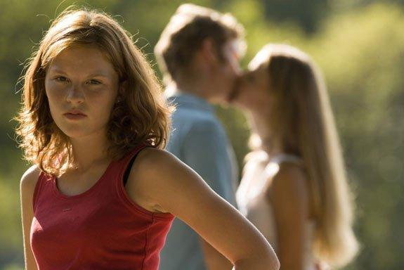 ревность и разрушение отношений