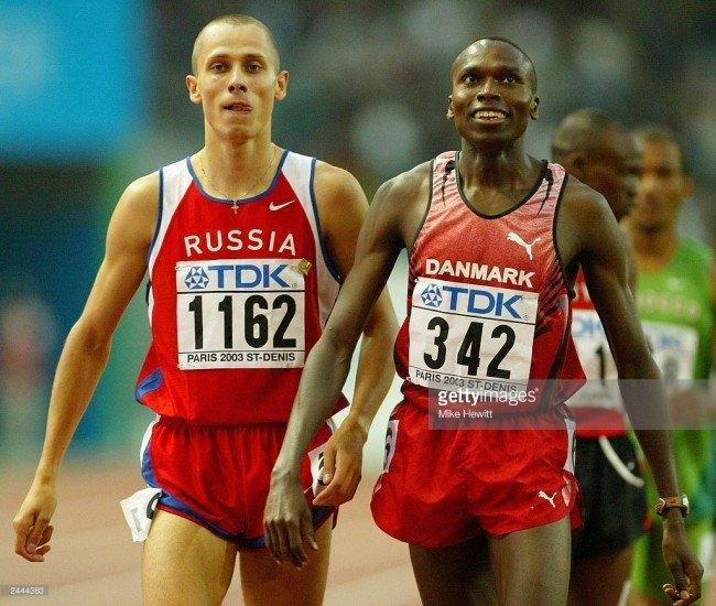 получил олимпийскую медаль