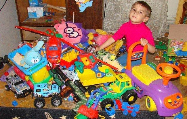 Игрушки для детей  для 4 лет