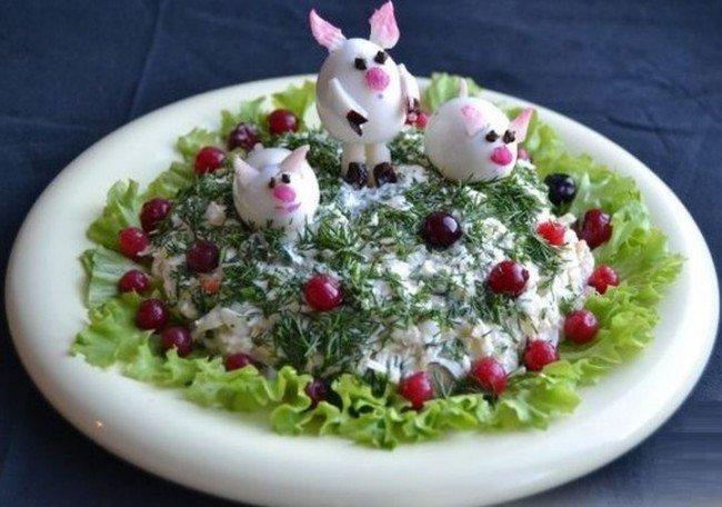 Почему в год Свиньи не желательно готовить блюда из свинины?
