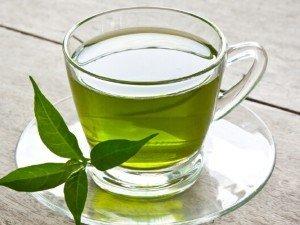 зеленый чай хорошо утоляет жажду