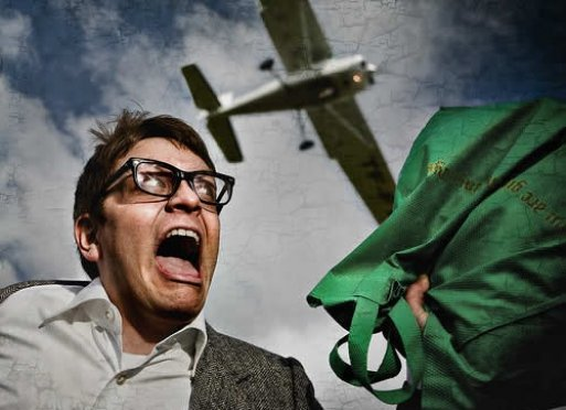Почему страшно летать на самолёте?
