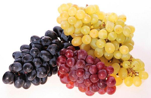 виноград для маски для лица