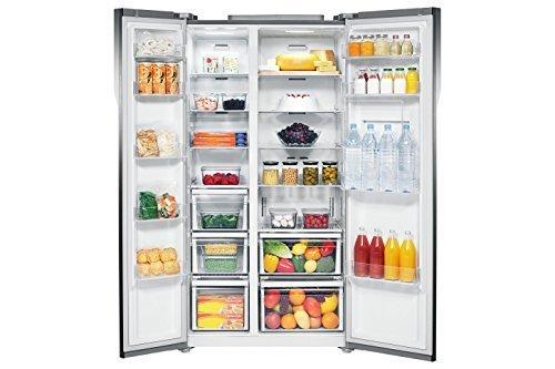 наполнение холодильника