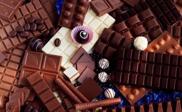 Шоколад: разнообразие вкуса и формы
