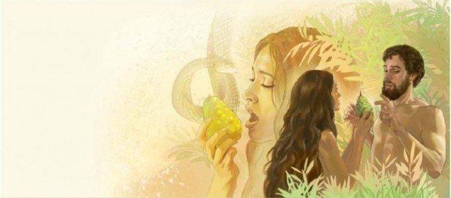 Почему Ева съела яблоко?