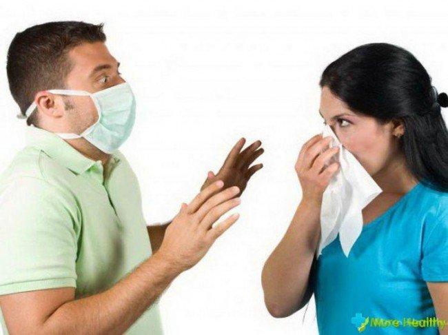 Профилактика инфекционных и вирусных заболеваний