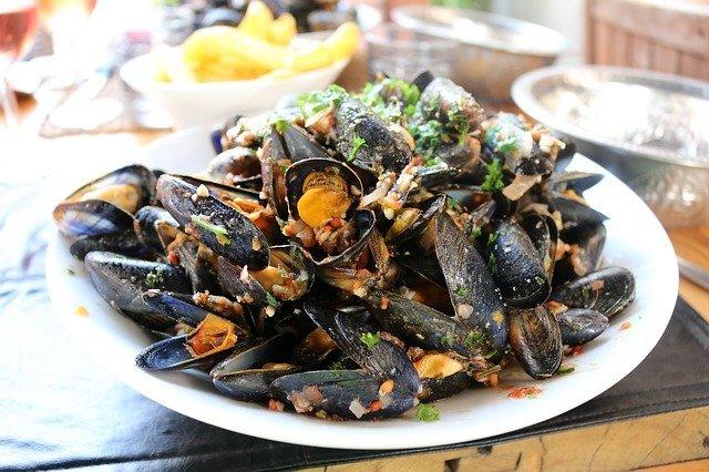 Какая польза морепродуктов для организма