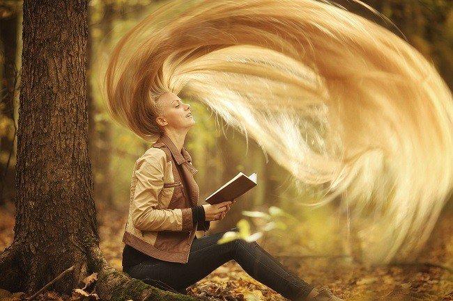 Как отрастить длинные волосы девушке