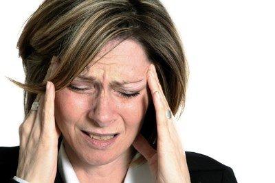 Головные боли при климаксе.