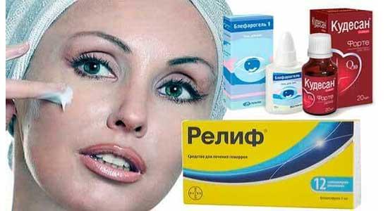 Поможет ли крем от геморроя разгладить морщины на лице?