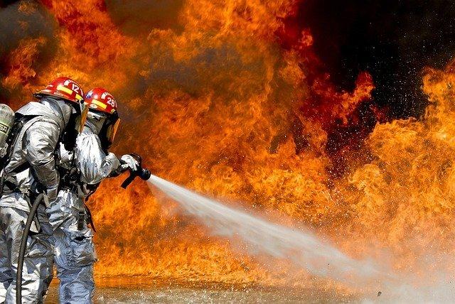 Огонь - чем отличается от костра