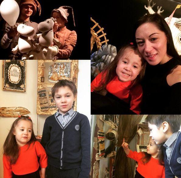 семья Дарии Воскобоевой