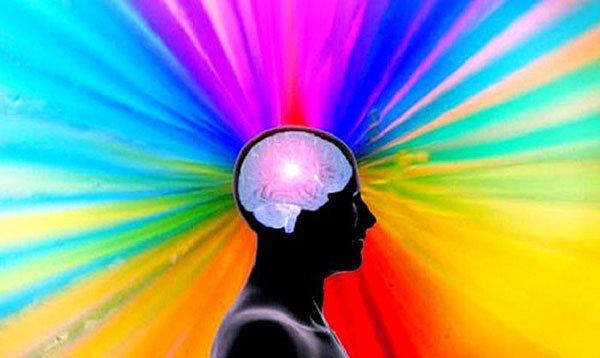 влияние цвета на психику