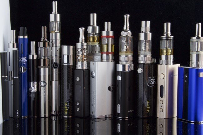 моды для курения